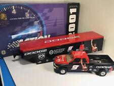 MUHAMMAD ALI BROOKFIELD DIECAST TRAILER TRUCK ACTION BILL ELLIOTT #9 DODGE BOX