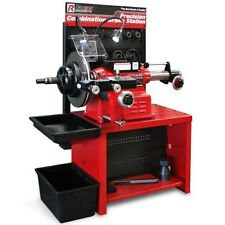 Ranger RL-8500XLT Heavy-Duty Combination Brake Lathe with all accessories