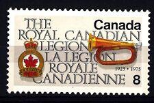 """CANADA - 1975 - 50° anniversario """"Royal Canadian Legion"""""""