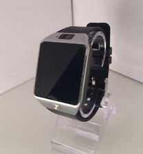Bluetooth Dz09 Smart Watch for HTC Samsung Android Phone With Camera SIM Slot UK