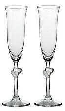 Stölzle_Lausitz 388 52 07 L'amour champagne Gobelet avec satiné cœur