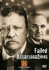 The History Channel - Failed Assassinations, , Like New, DVD