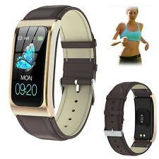 Fashion Bluetooth Smart Watch Fitness Tracker Message Reminder for Cell Phone