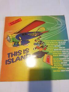 THIS IS ISLAND VINYL ALBUM- VARIOUS ARTISTS.ISLAND RECORDS 1974