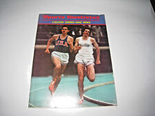 May 24 1971 Sports Illustrated Marty Liquori Grins And Wins Beats Jim Ryan  p100
