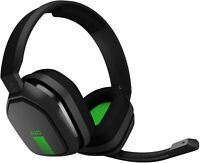 Astro A10 Xbox One Wired Gaming Headset, Green (939-001510)