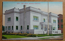 1910 Postcard Elk'S Home Alameda California Unposted Excellent Condition