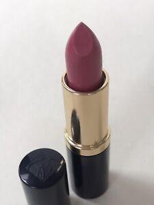 Estée Lauder Blushing Creme Lipstick Full Size, Long Lasting Rosey Pink Red