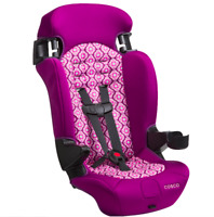 Baby Convertible Car Seat Booster 2-in-1 Lightweight Safety Toddler Travel Chair