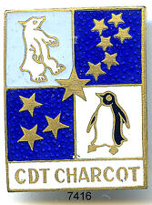 7416 - MARINE -CDT CHARCOT