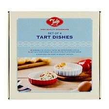 Tala Originals Set of 4 Tart Dishes