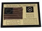 Внешний вид - Revolutionary War Bullet from Yorktown, VA in a  8 x 12 Display Case with COA