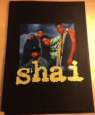 SHAI If I Ever Fall In Love Felt Tshirt Sample Vintage R&B Promo Poster RARE HTF