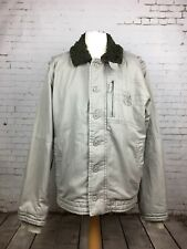 Quiksilver Men's Warm Winter Cotton Midweight Jacket Coat - Size XL
