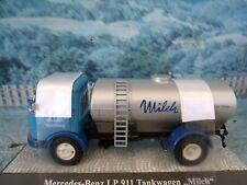 1:43 PREMIUM CLASSIXXs (Germany) MERCEDES LP 911, Milchhof Nürnberg, tank truck