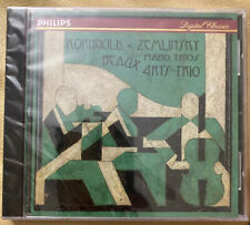 "Korngold, Zemlinsky: Piano Trios - Beaux Arts Trio (CD, 1994, Philips) ""NEW"""