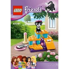 LEGO FRIENDS SERIES 1 - 41018 Cat's Playground Set UNOPENED IN PACK - FREE POST