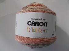 New listing Caron Cotton Cakes Yarn Driftwood 57015 8.8oz 250g Nwt Lot 2019-01-8142