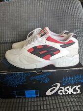 Asics Gel 123 London Marathon UK7 Vintage