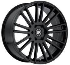 20x9 Black Rhino Kruger 6x139.7 ET0 Gloss Black Wheels (Set of 4)