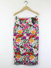 Oasis Straight, Pencil Floral Skirts for Women