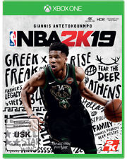 NBA 2K19 - Dayone-Edition Xbox One Basketball New Quick Dispatch