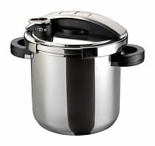 Raymond Blanc Stainless Steel Induction 5.5L - 20cm Pressure Cooker - 52585