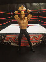 DDP WCW ToyBiz Wrestling Figure WWF WWE nWo 1999 Yoga Diamond Dallas Page rare
