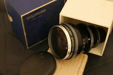Voigtlander Zoomar 36-82mm f 2,8 original arriflex mount. MINT, boxed