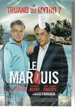 LE MARQUIS    avec franck dubosc richard berry      dvd neuf 1909173