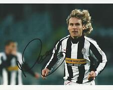 Pavel Nedved signed Juventus Image F 10x8 photo UACC  Registered dealer COA