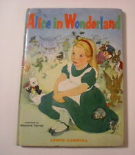Alice in Wonderland, Lewis Carroll, Marjorie Torrey artwork, Very Good