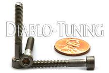 M4 x 30mm - Qty 10 - DIN 912 SOCKET HEAD Cap Screws - Stainless Steel A2 / 18-8