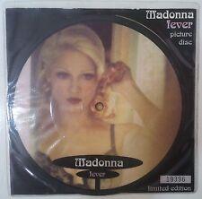 """Madonna Fever Single 7"""" UK 1993 ed. fotodisco numerada con encarte a color"""
