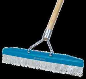 "Hydro-Force Grandi Groom Carpet Grooming Rake - 18"" AB24"
