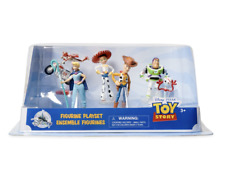 Disney Toy Story 4 with Buzz Forky Woody Rex Duke Caboom Figure Play Set New