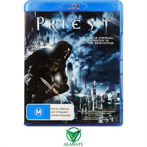 Priest Karl Urban Bluray [B]