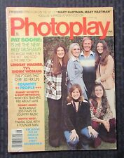 1976 June PHOTOPLAY Magazine VG 4.0 Pat Boone - The Bionic Woman
