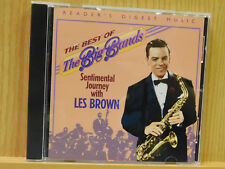 Les Brown - Sentimental Journey (CD, 1999, Reader's Digest Music) M-