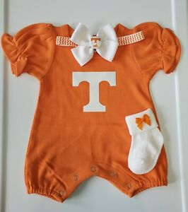 Tennessee newborn/baby clothes Tennessee baby gift girl Tennessee baby girl