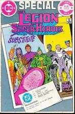 DC Comics, The Legion of Substitute Heroes, #1, Special 1985 - Fine (FN)