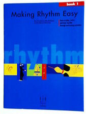 Making Rhythm Easy Book One (1) Victoria McArthur & Edwin McLean Fjh -