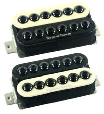 Seymour Duncan SH-8 Invader High Output Humbucker Neck/Bridge Pickup Set, Zebra