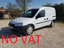 Vauxhall Diesel 0 Commercial Vans & Pickups