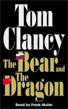 The BEAR and The DRAGON - Tom Clancy - audiobook 2000 - 4 cassettes  SEALED