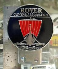 VINTAGE LAND ROVER badge DEFENDER FOR SALE ASSOCIATION CLASSIC series 1 2 3 one