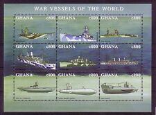 Ghana Michelnummer  2762 - 2770 postfrisch (intern:Doku: 355)