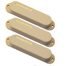 Lace Sensor Hot Gold Pickup set for Strat, Cream 21203-03