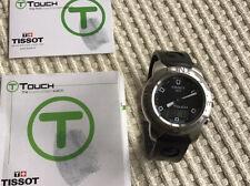 Tissot T-touch Z252/352 RKQ-OR-87718 Digital analog quartz watch mens black