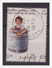 RISPARMIO POSTALE  1971 - DENTELLATURA SPOSTATA  USATO